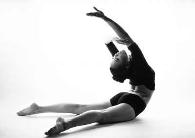 Contortion and dance