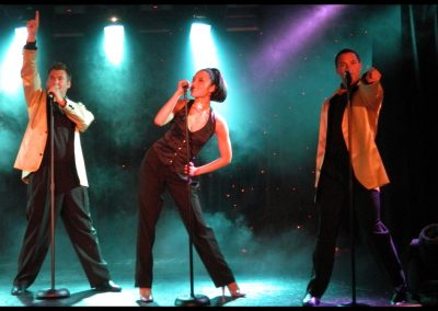 Motown Show onboard the Silver Spirit