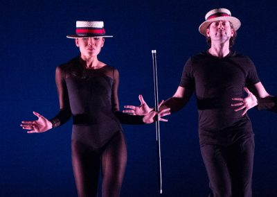 Selections from Fosse at the Cowell Theater
