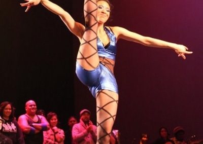 Contortionist in Empower: Under the Big Top