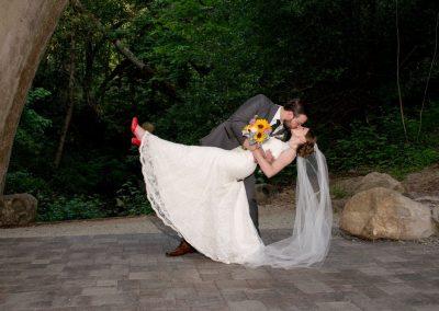 Wedding students on their big day!